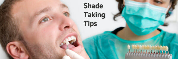 shade taking How do i choose the right shade of  yellow or brown stains are easier to whiten and bring to a brighter shade white spots are often caused by taking in too.