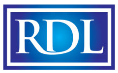 RDL – Full Service Dental Laboratory Retina Logo