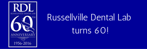 Russellville Dental Lab turns 60!